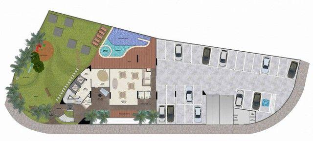 Apartamento para venda possui 269 metros quadrados com 4 suítes no Pina - Recife - PE - Foto 12