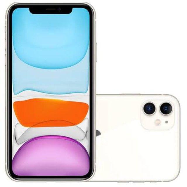 IPhone 11 64gb Branco na garantia