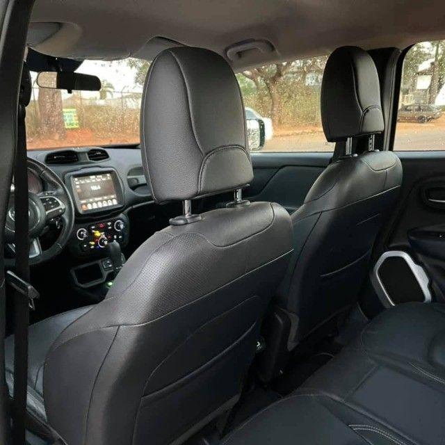 Jeep Renegade 2019 Longitude Top d linha ( Vendo a vista ou Financiado ) AC,troca - Foto 11