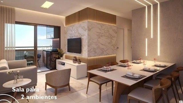 JS- Jockey Club Residence - Super Lançamento na Zona Norte - 3 quartos - Varanda Gourmet - Foto 5