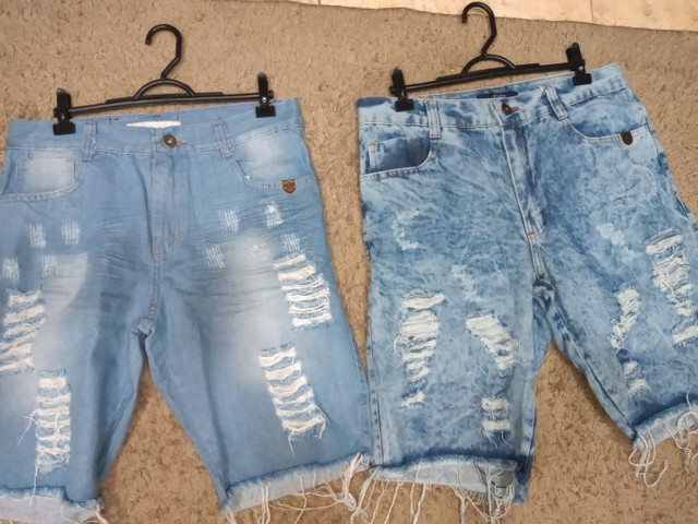 Bermuda jeans - Foto 3
