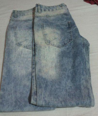 Duas calças jeans - Foto 3