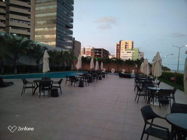 SIM| Apartamento com quartos, sendo 03 suítes, 04 vagas, 160m² a Beira Mar de Olinda - Foto 15
