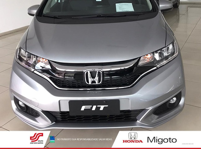 Honda fit EXL 2021