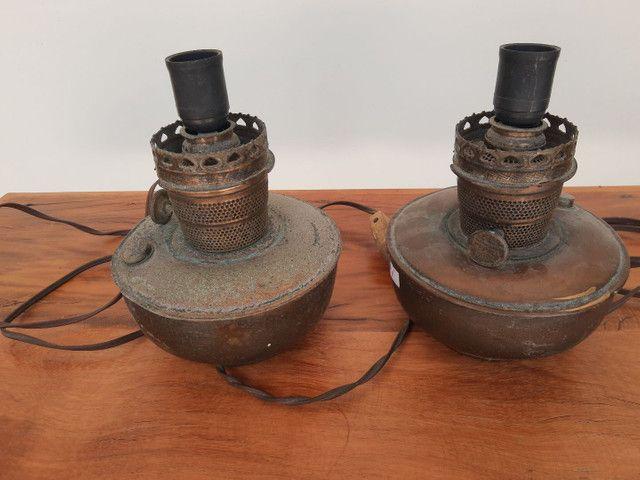 Lampiões antigos - Foto 3