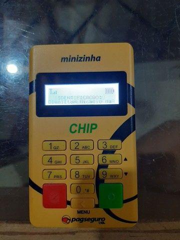 Minizinha chip-pagseguro