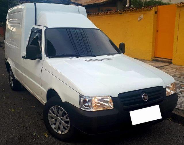 Fiat - Fiorino - R$ 15.500,00 vendo em até 60x no boleto  - Foto 4