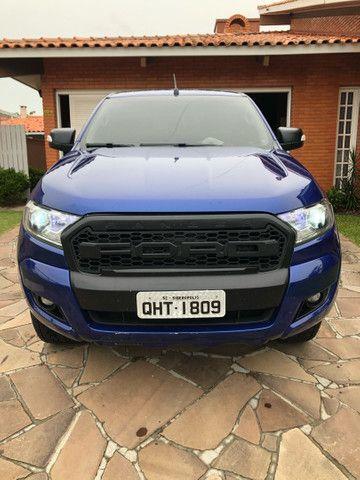 Ranger XLT 2017 diesel 4x4 AT