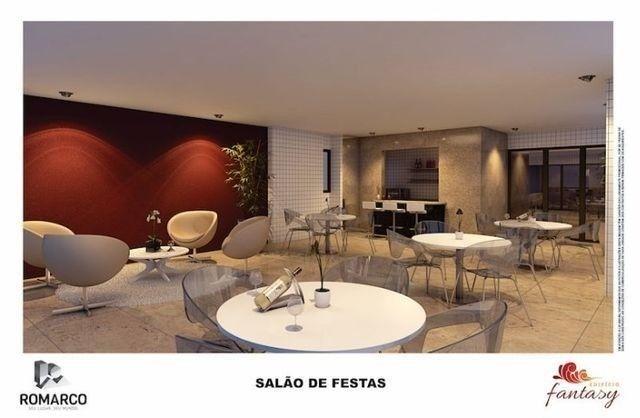 JS- Em construção! Apartamento 2 quartos (Suíte) em Casa amarela 50m² - Fantasy - Foto 8