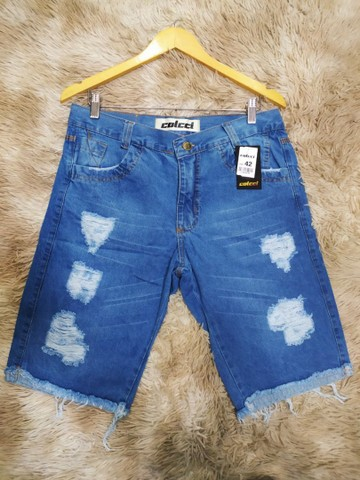Bermuda jeans  - Foto 5