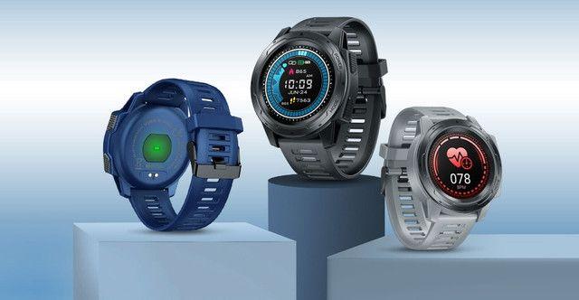 Relógio Smartwatch Zeblaze Vibe 5 Pro - Touch Screen - Preto - Foto 5