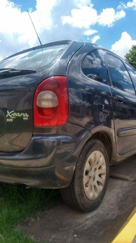 "Carro Xsara picaso"" sem motor"" - Foto 3"