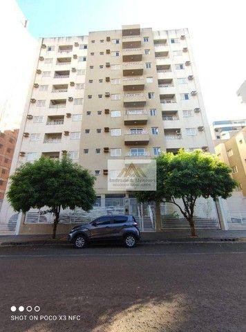 Apartamento com 1 dormitório para alugar, 44 m² por R$ 1.000,00/mês - Nova Aliança - Ribei