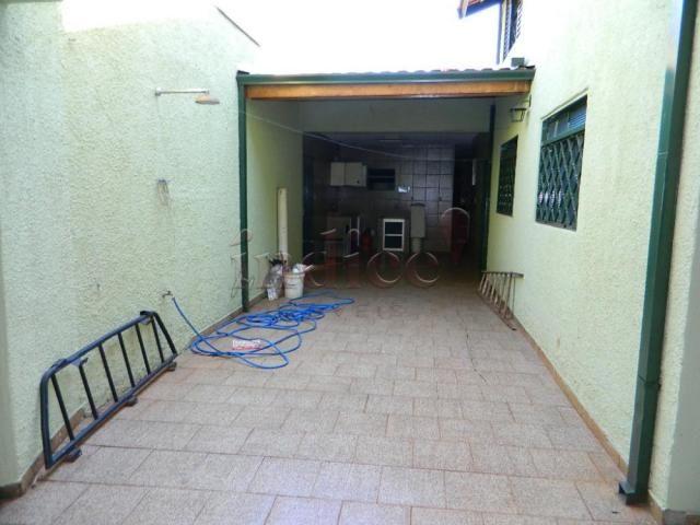 Casa à venda com 4 dormitórios em Jardim josé sampaio júnior, Ribeirão preto cod:7947 - Foto 12