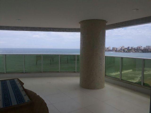 Apartamento na praia do morro de frente para o mar, para temporada