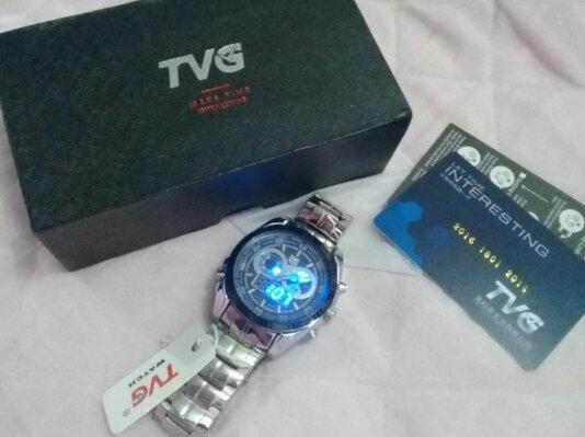 Relógio novo masculino