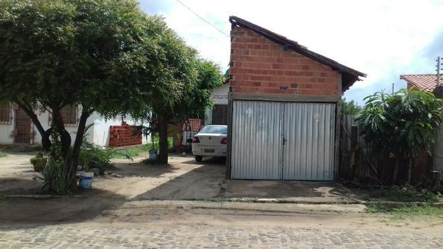 Vendo uma casa no residencial Teresina Sul II, Terreno 10 por 30 metros
