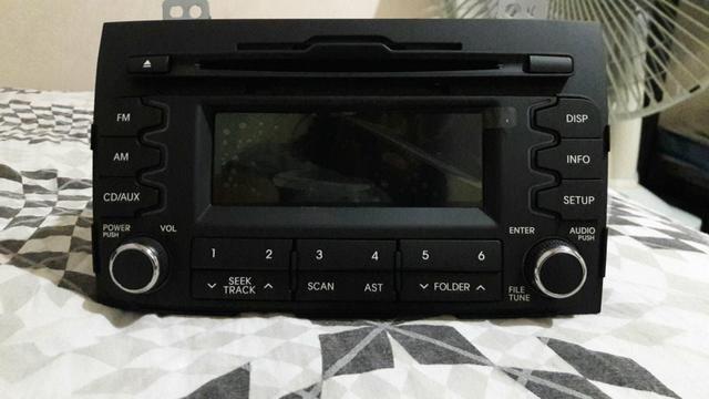 Radio original hyundai mobis m34w