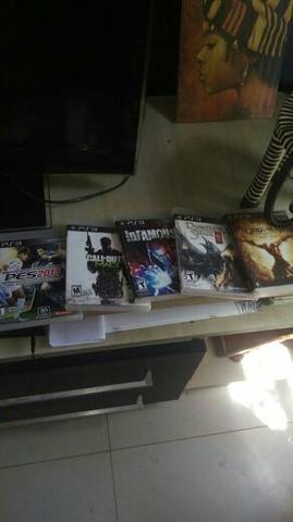 Troco cds de ps3