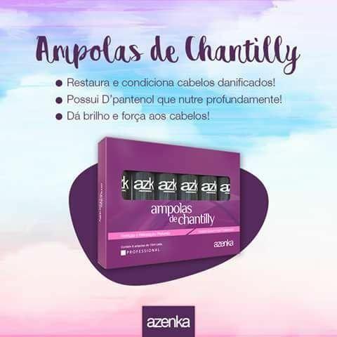 Ampola de chantilly
