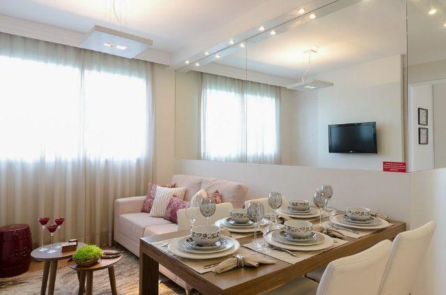 Apartamento 2 quartos em condomínio fechado - Lançamento