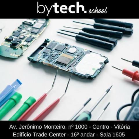 Curso - Manutenção e Conserto Smartphones