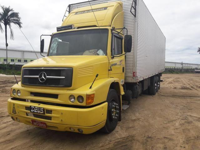 Vende se caminhão 1620 ou troco