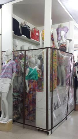 Loja 44 em frente ao Mega Modas shopping