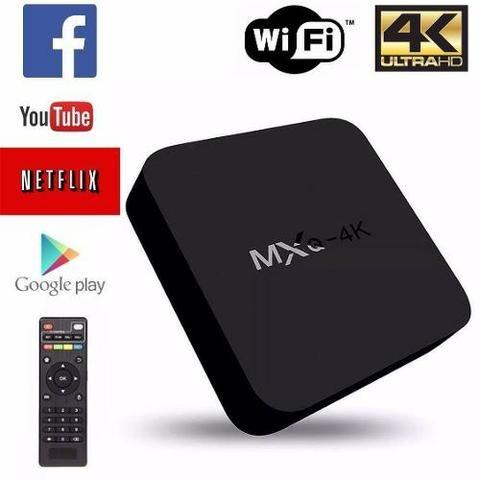 Aparelho Para Transformar Tv Normal Em Smart Tv Box Android - O Melhor!