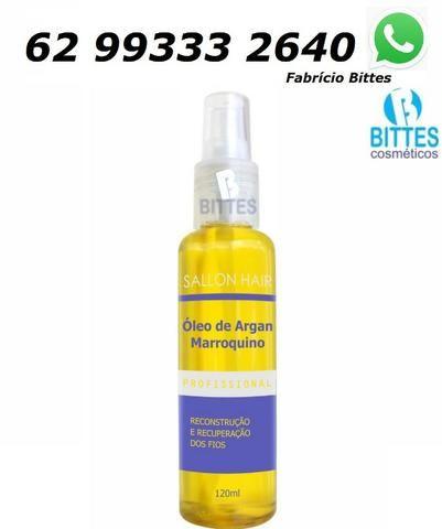 Óleo de Argan Sallon Hair Reparador de Ponta 120 ml