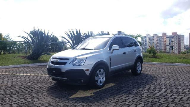 Chevrolet captiva 2012/2012 2.4 sfi ecotec fwd 16v gasolina 4p automático - Foto 3