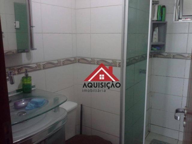 Apartamento com 3 dormitórios à venda, 54 m² por r$ 210.000,00 - capão raso - curitiba/pr - Foto 7