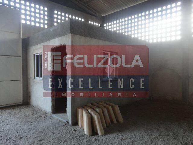 Galpão/depósito/armazém para alugar em Zona de expansão (areia branca), Aracaju cod:121 - Foto 7