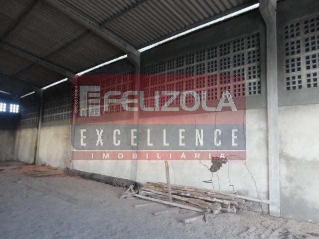 Galpão/depósito/armazém para alugar em Zona de expansão (areia branca), Aracaju cod:121 - Foto 9