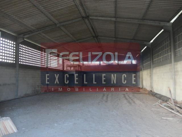 Galpão/depósito/armazém para alugar em Zona de expansão (areia branca), Aracaju cod:121 - Foto 4