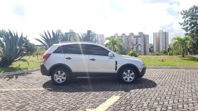 Chevrolet captiva 2012/2012 2.4 sfi ecotec fwd 16v gasolina 4p automático - Foto 5