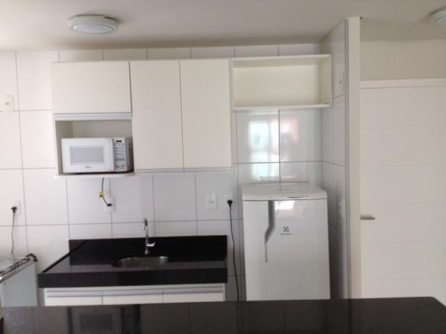 Apartamento Sala/Quarto Mobiliado na Ponta D'areia - Foto 11