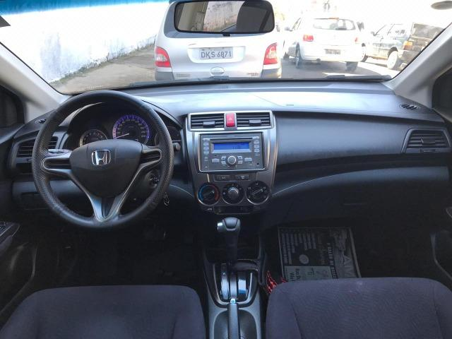 City lx 1.5 automático flex 2014 - Foto 12