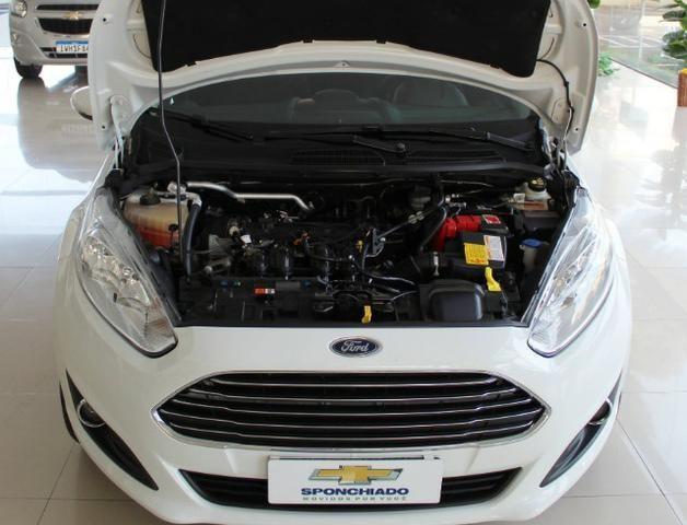Fiesta 1.6 Titanium AT - Foto 4