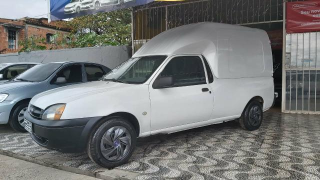 Ford Courier box 2007 1.6 gnv - 12.900 - Foto 2