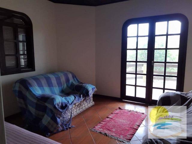 Sobrado com 5 quartos para alugar, 220 m² por R$ 1.900/dia Saí Mirim - Itapoá/SC SO0080 - Foto 4