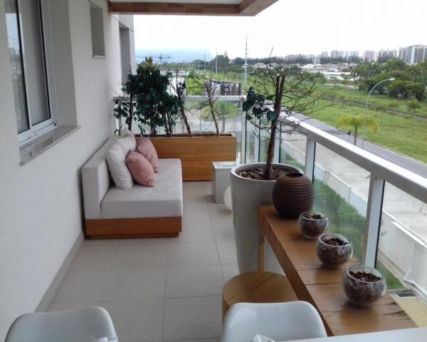 Apartamento a venda no bairro barra da tijuca em rio de janeiro - rj. 3 banheiros, 2 dormi - Foto 9