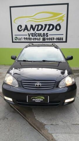 Toyota Fielder 2006 automática, novíssima - Foto 7