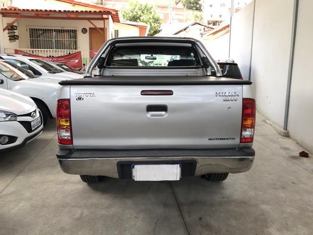 Hilux Srv 2010 4×4 diesel automático - Foto 4