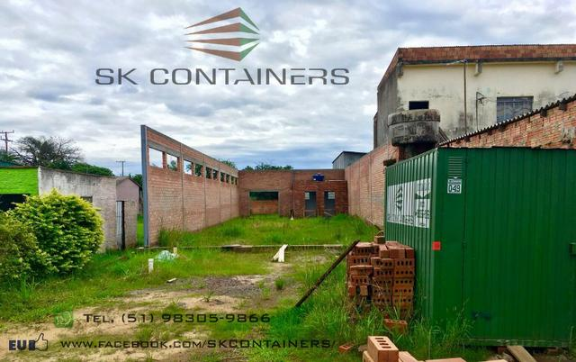 Container para obra, evento, almoxarifado - Foto 4