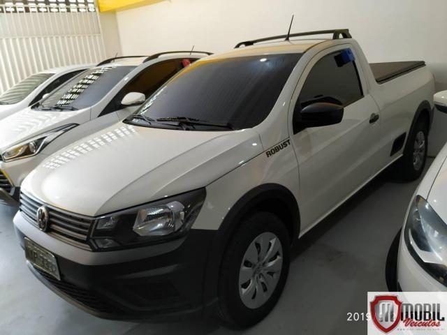 Volkswagen Saveiro Robust 1.6 Total Flex 8V