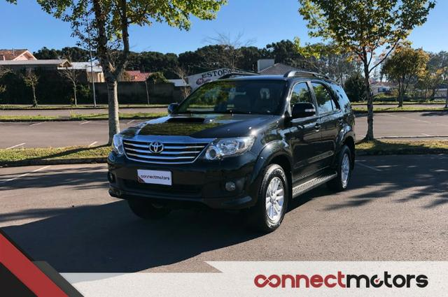 Toyota Hilux SW4 SRV 3.0 TDI Automático - 2014 - Foto 16