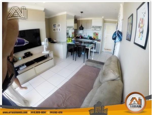 Vendo Apartamento no Bairro Jacarecanga Vista para o Mar - Foto 5