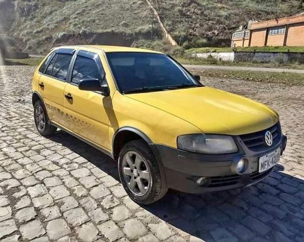GOL Rallye 2008