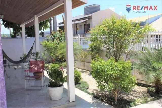Casa com piscina e 2 dormitórios à venda centro - navegantes/sc - Foto 19